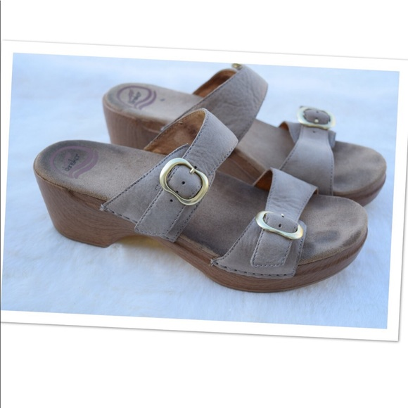 Dansko Shoes - Dansko wedge sandals